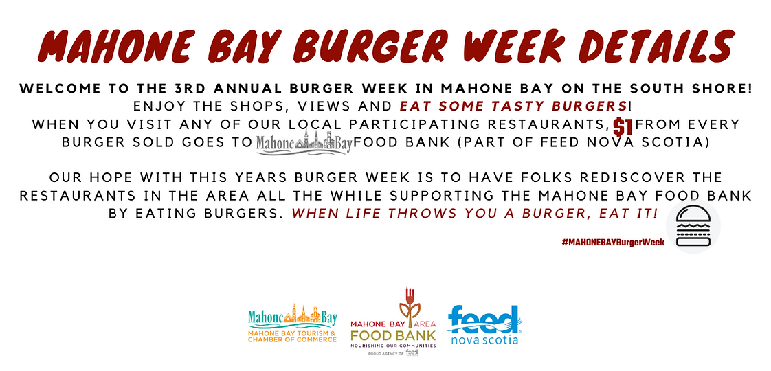 Welcome to the 3rd annual Burger Week in