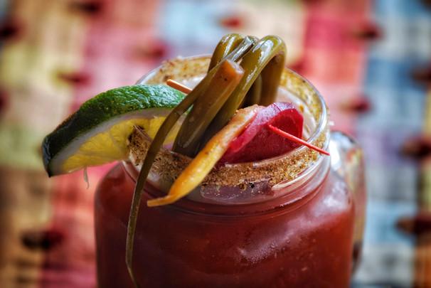 House Caesar Cocktail