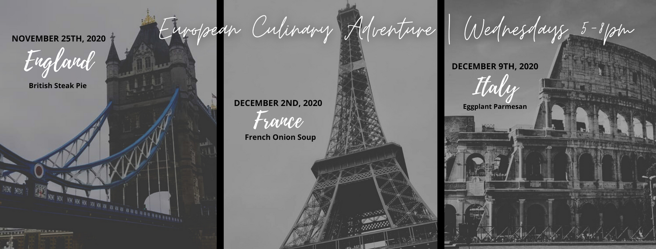 European Culinary Adventure