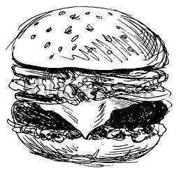 hand-sketch-hamburger-600w-331361768_edi