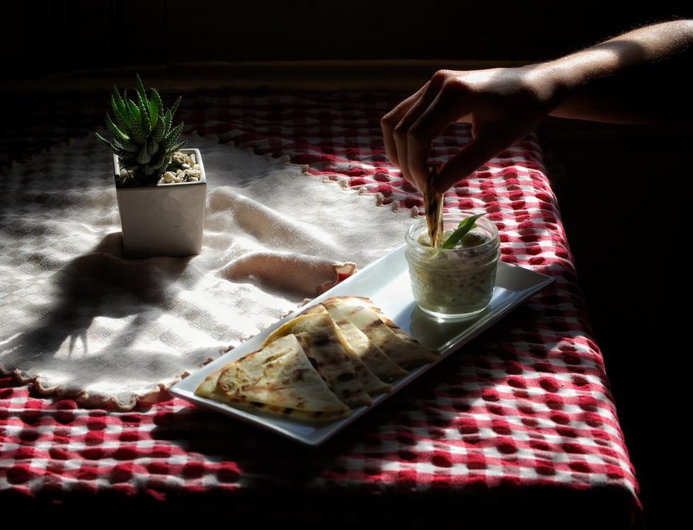 Garlic tzatziki