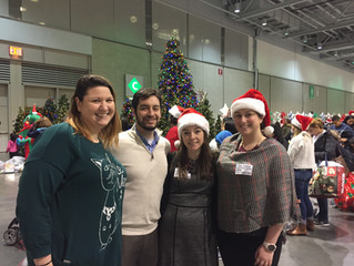 Segal Law at Christmas in the City