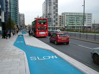 A Brighter Bike Future in Protected Lanes