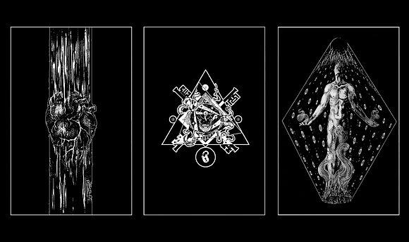 ABSOLUTUS - Our hearts dissolve / Trayastrimsa / Numenon