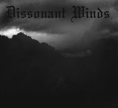 DISSONANT WINDS - Drowning in the residues of misery
