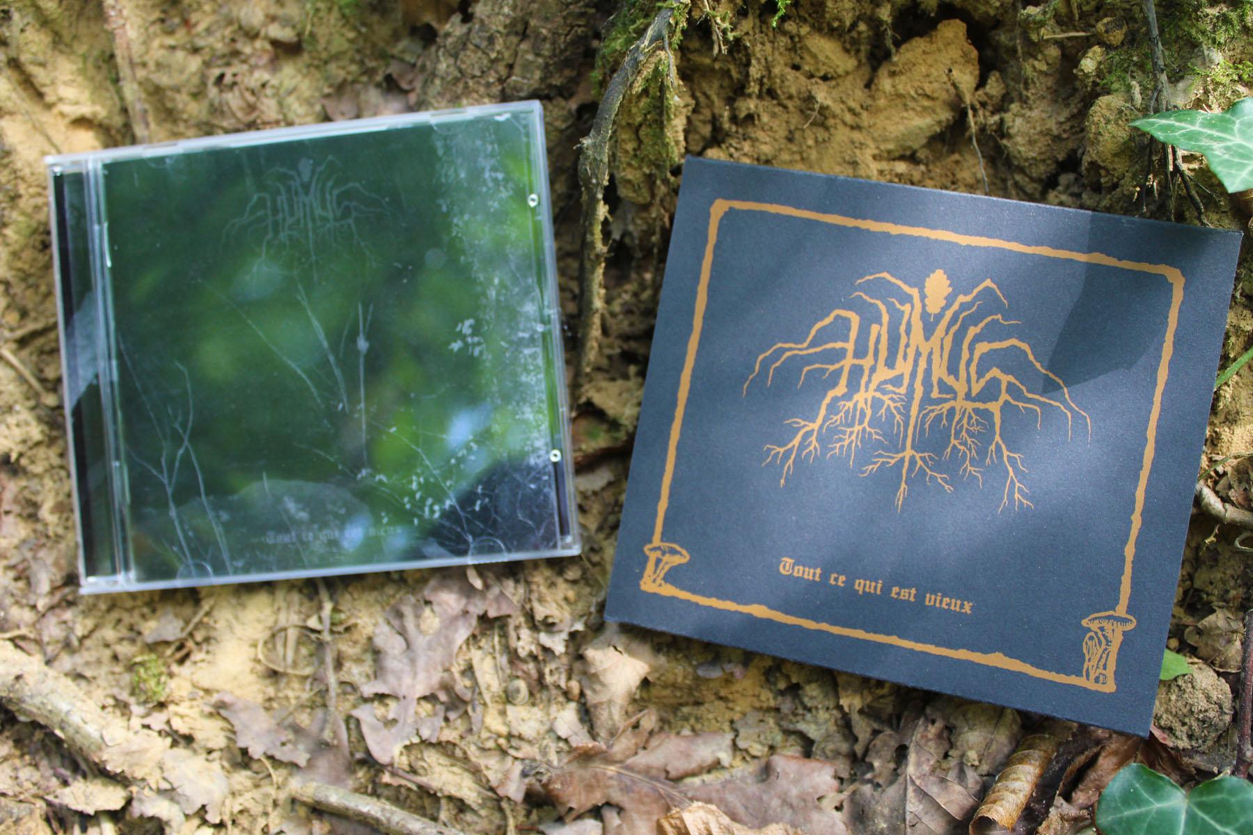 Tout ce qui est vieux CD + Fourreau