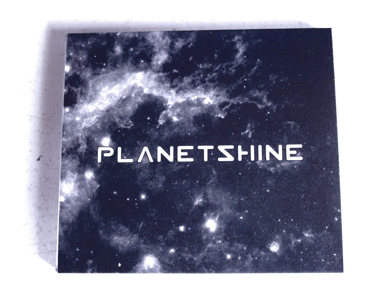 planetshine CD in slipcase