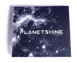 planetshine CD in slipcase