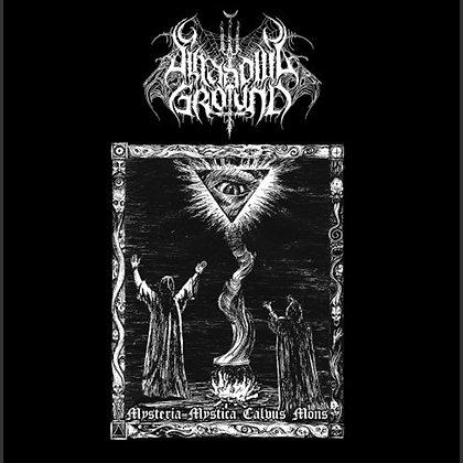 SHADOWS GROUND - Mysteria Mystica Calvus Mons