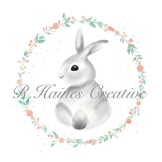 Woodland Print - Rabbit
