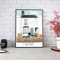 House illustrations