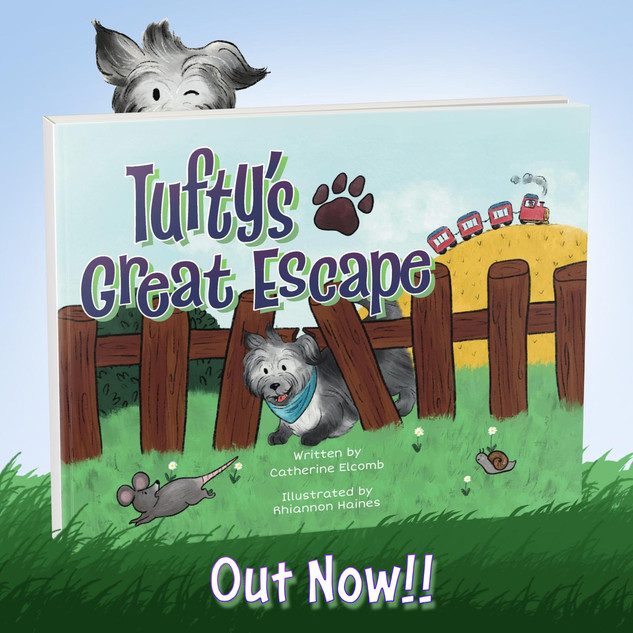 Tufty's Great Escape