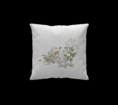 Winter Moss Cushion