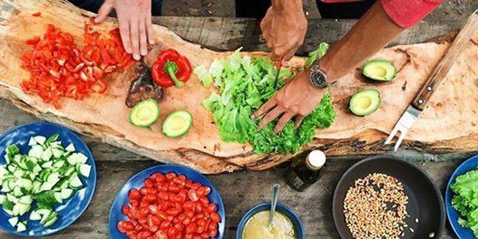 Atelier - Cuisine anti-gaspi à base d'invendus