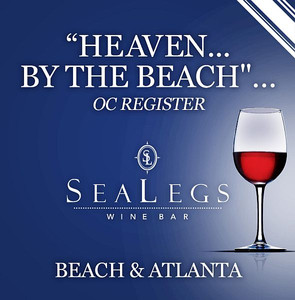 SeaLegs Wine Bar Event