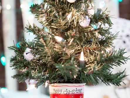 Christmas Tree Decorating, Gift Exchange & Seasonal Potluck