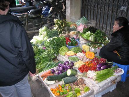 Vietnamese Market Tour - Saturday, August 1, 2015