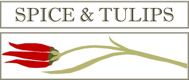 Spice & Tulips Log
