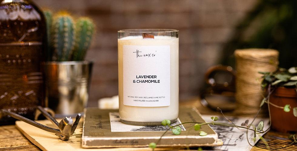 Lavender & Chamomile - Clear