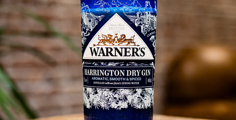 Warner Edwards Wellington Dry Gin
