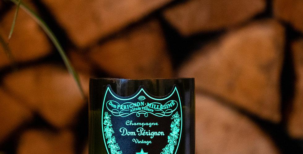Dom Perignon Limited Edition glow in the dark bottle