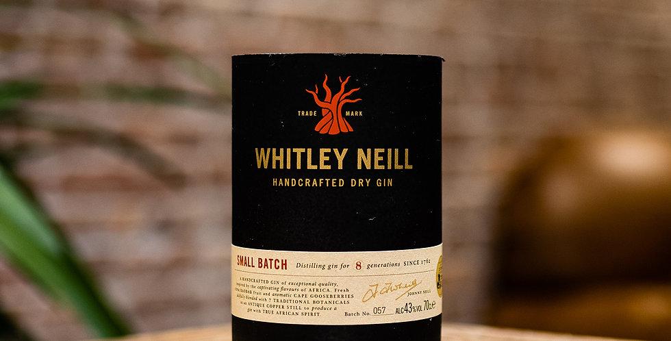 Whitley Neill Black Bottle Gin