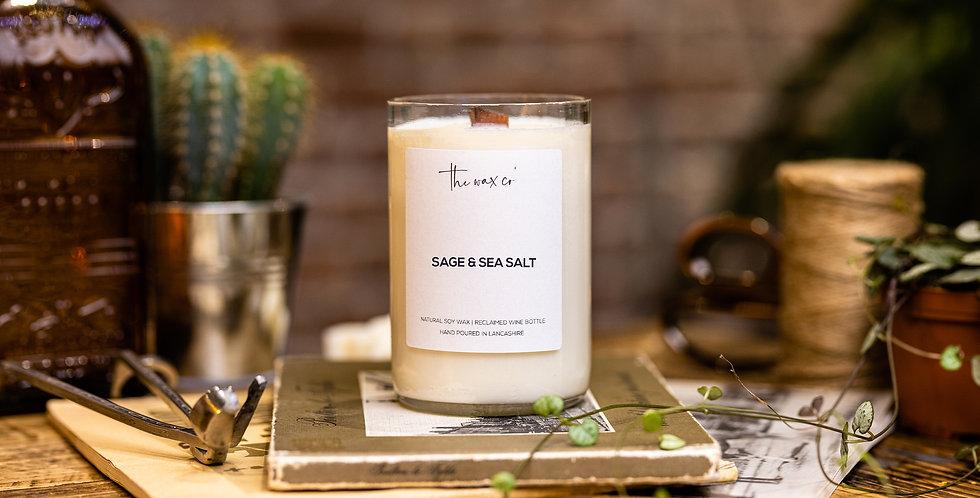 Sage & Sea Salt - Clear