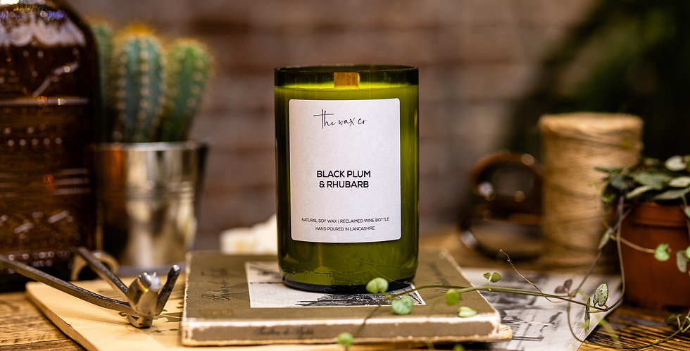 Black Plum & Rhubarb