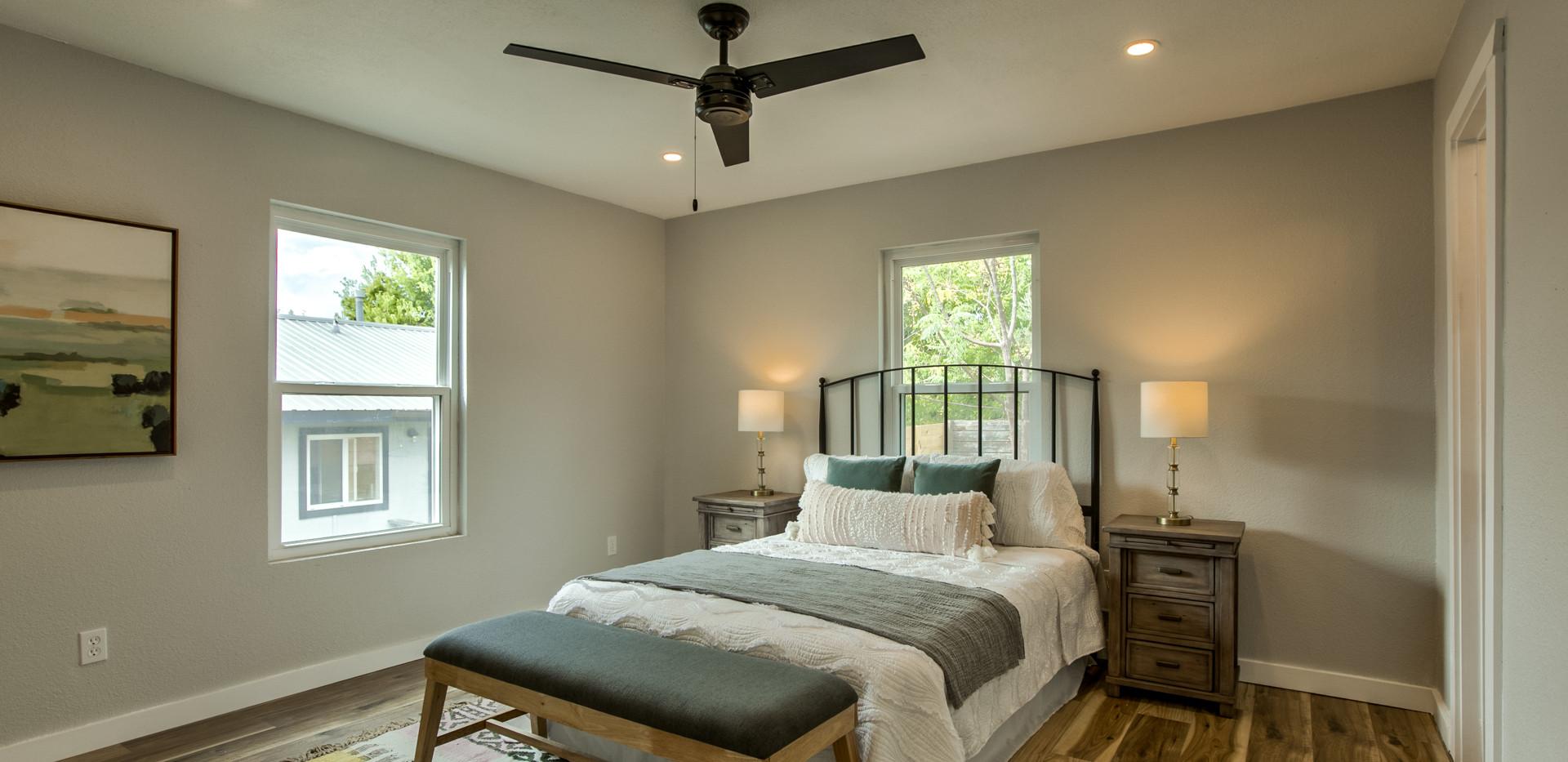 New York Master Bedroom