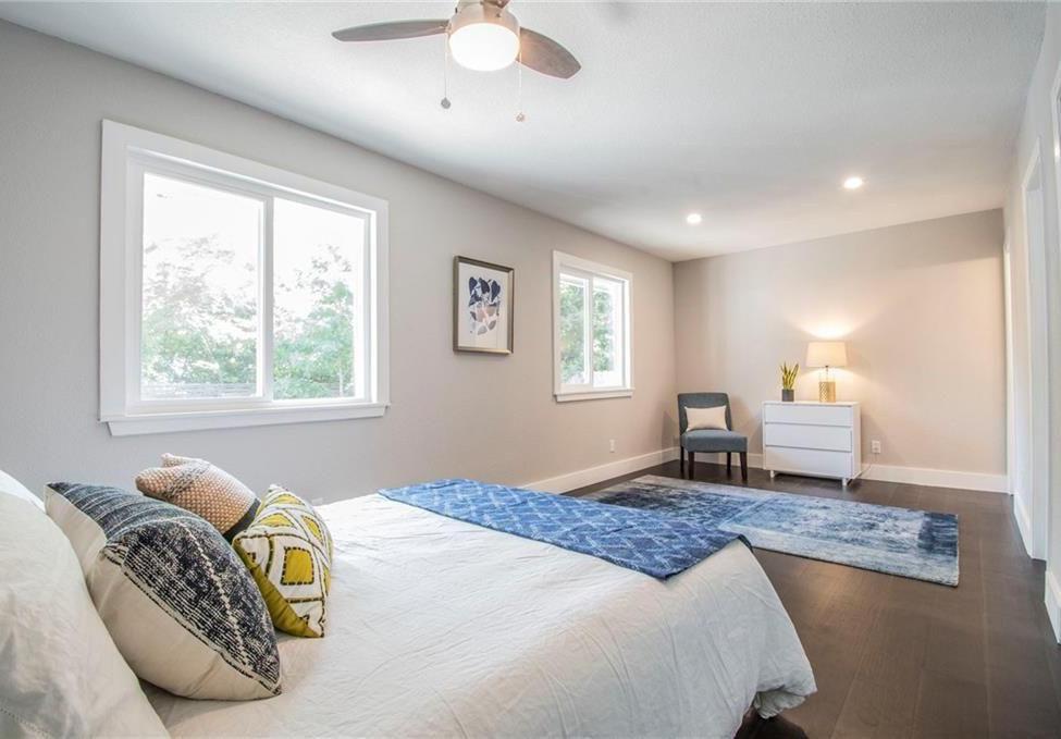 St. Albans Master Bedroom