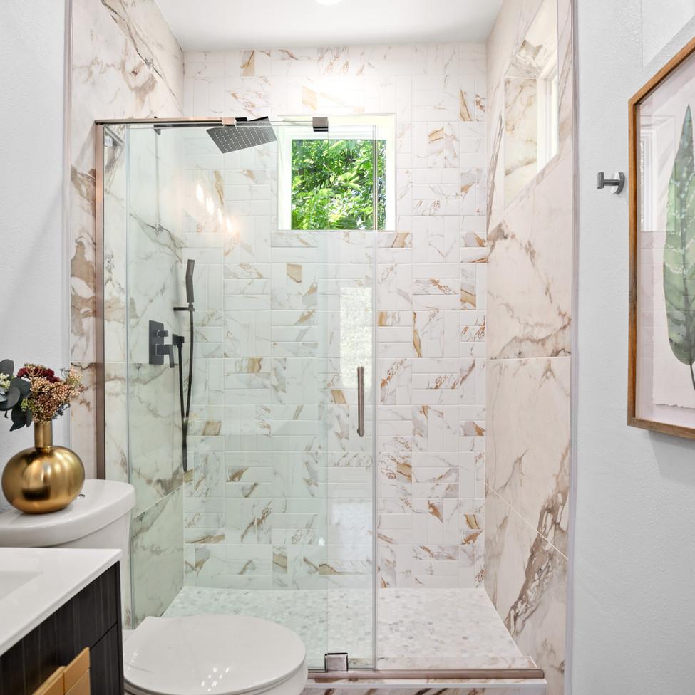 New York Master Bathroom