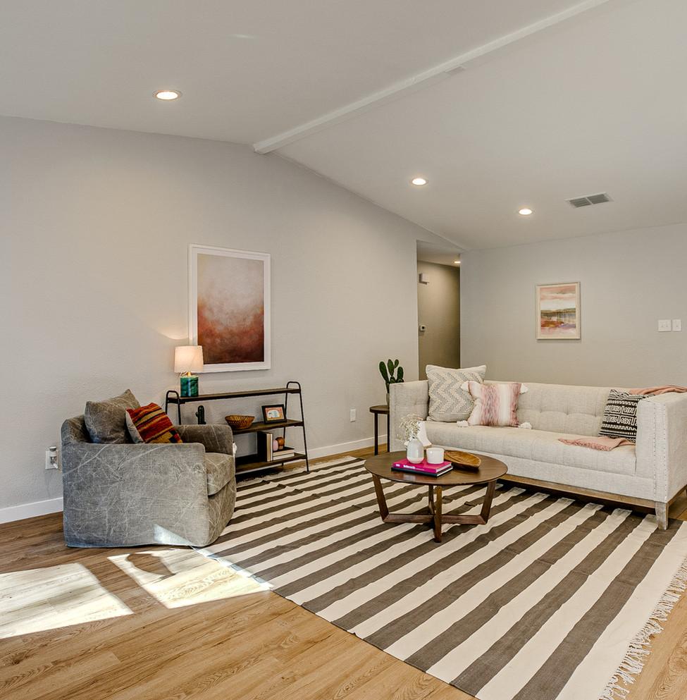 Burly Oak Living Room