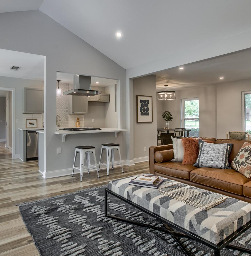 West Gate Living Room