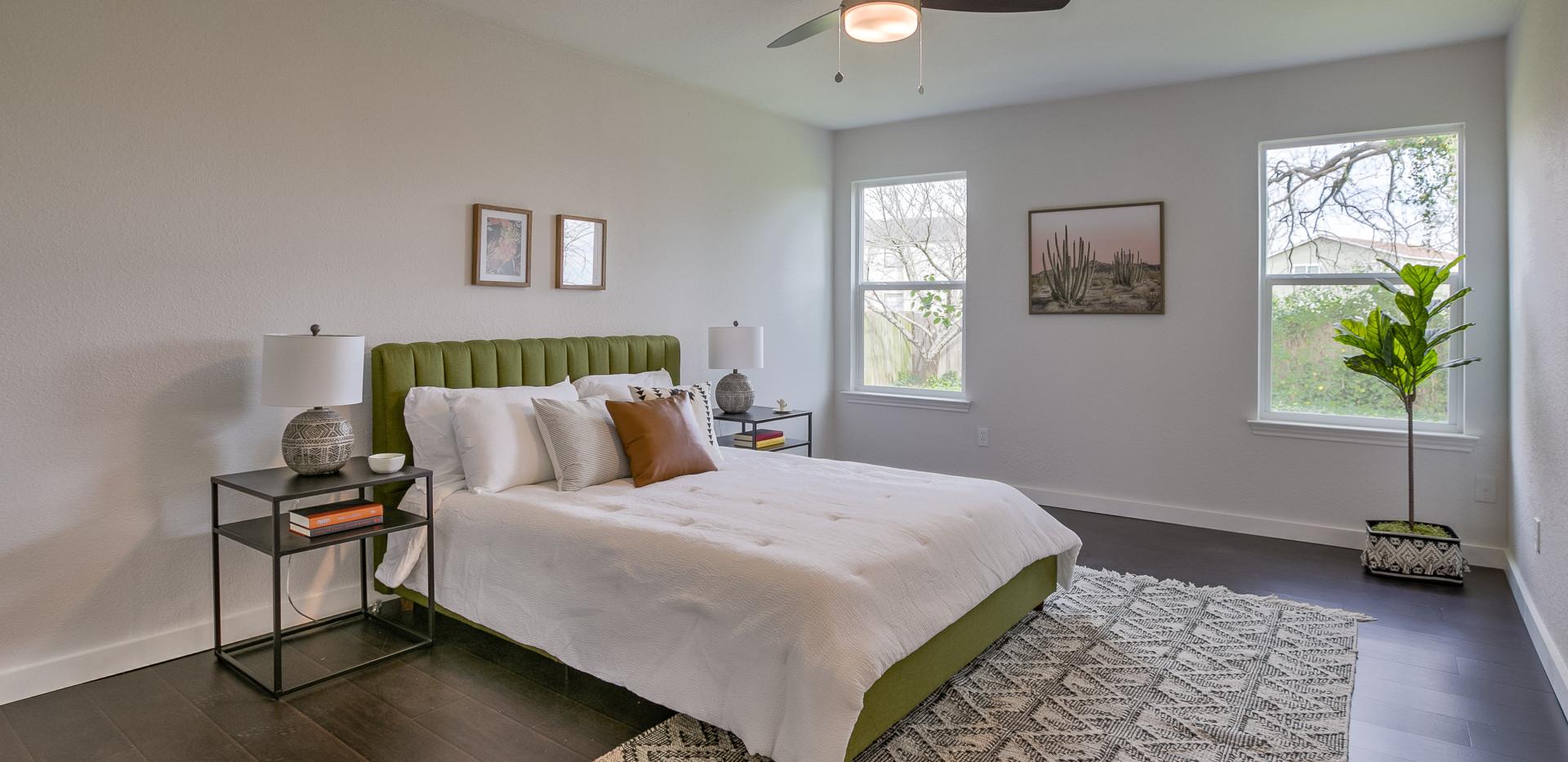 Woodshire Master Bedroom