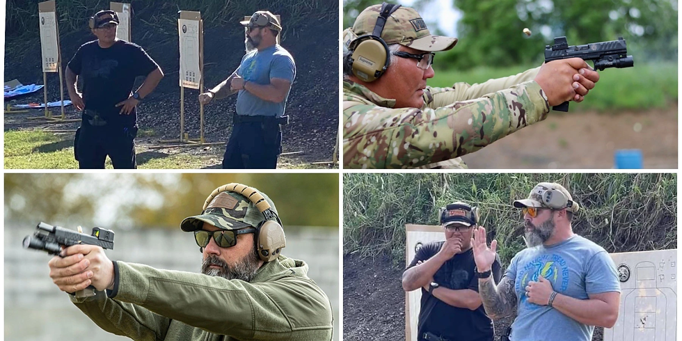 MSP + Reston Group / 2-Day RDS Pistol Skills: Performance to Fighting