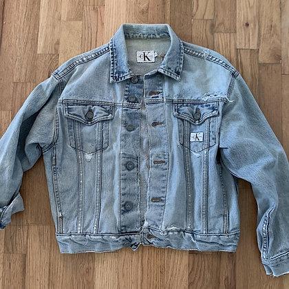 1990's CK Jeans Denim Jacket
