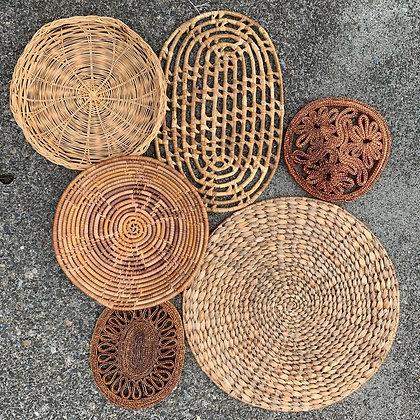 Basket Collage I