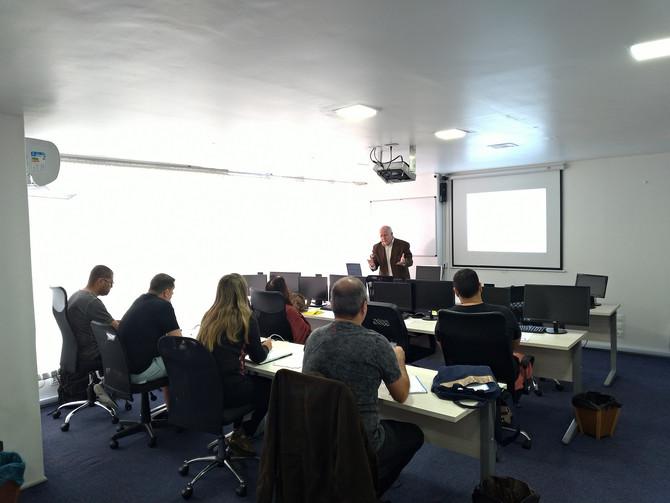 Primeiro curso gratuito de planejamento estratégico para advogados foi um sucesso!
