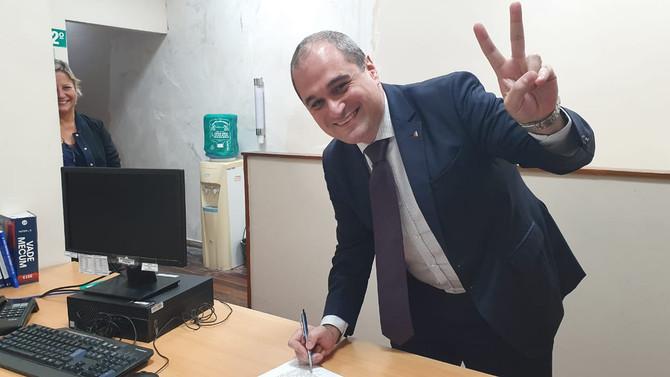 Alexandre Bastos é eleito presidente da ACAT