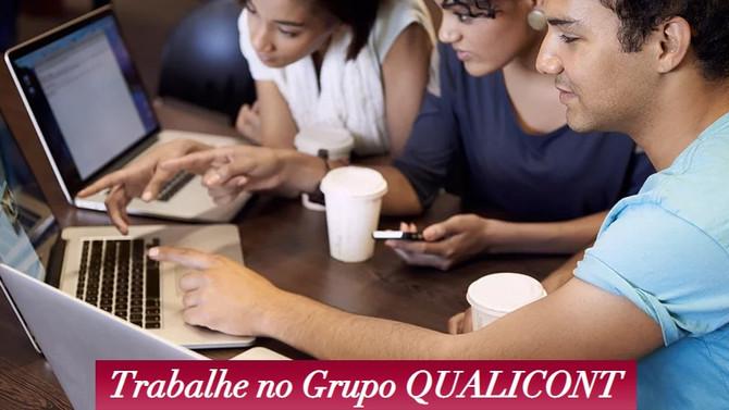 Grupo QUALICONT contrata Calculista Judicial Nível 02 e Estagiário para cálculos trabalhistas