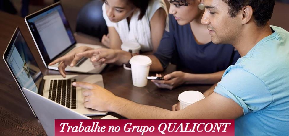 Envie seu currículo para qualicont@qualicont.com.br