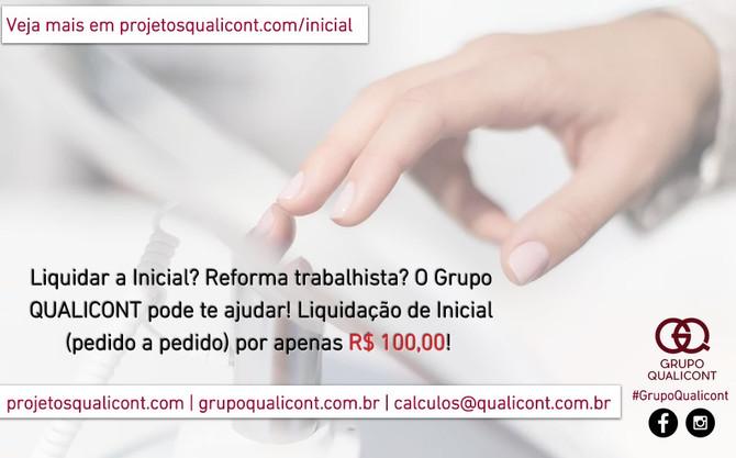 Grupo QUALICONT permanece líder no segmento de liquidações de iniciais trabalhistas