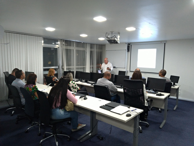 Primeiro curso gratuito para clientes das empresas QUALICONT e INTERÁBIL foi um sucesso!