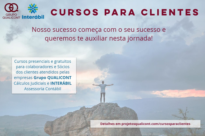 Grupo QUALICONT lança projeto de cursos gratuitos para clientes