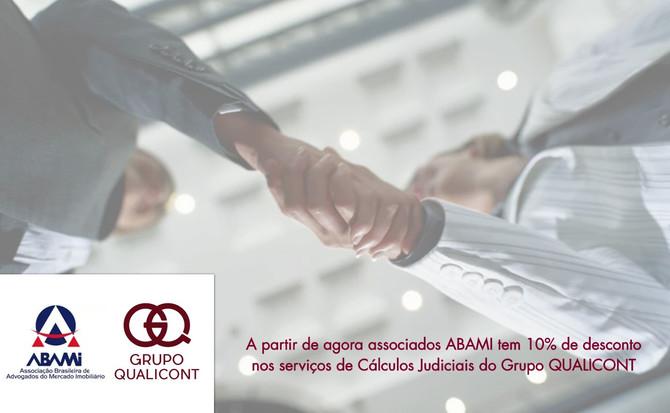 ABAMI é a mais nova Organização parceira do Grupo QUALICONT