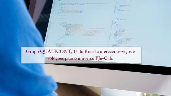 Cálculos trabalhistas passam a ser OBRIGATORIAMENTE realizados no PJeCalc apenas nos casos de exigên