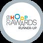 Hoop Awards 2019 - Runner Up Badge.png