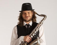 Bjorn Dahlberg piano, clarinet, saxophon