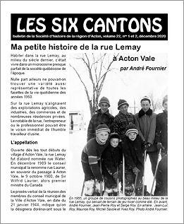 03 25 Bulletin rue Lemay couverture bon.