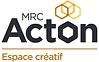 MRC d'Acton logo signature graphique.png